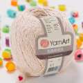 Yarnart Summer Yarn, Cream - 07