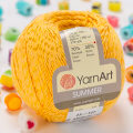 Yarnart Summer Yarn, Yellow - 23