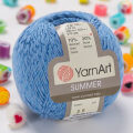 Yarnart Summer Yarn, Blue - 26