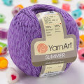 Yarnart Summer Yarn, Purple - 54