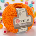 Yarnart Summer Yarn, Orange - 29