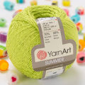 Yarnart Summer Yarn, Green - 44