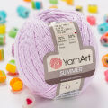 Yarnart Summer Yarn, Lilac - 43