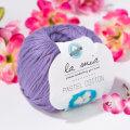 La Mia Pastel 100% Cotton Yarn, Lilac - L059