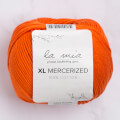 La Mia XL Mercerized Cotton Yarn, Orange - 194