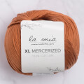 La Mia XL Mercerized Cotton Yarn, Brown - 211