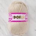 Örenbayan Dora Bej El Örgü İpi - 078