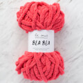La Mia Bla Bla Fluffy Blanket Yarn, Pink - LB010
