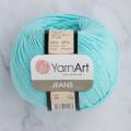 YarnArt Jeans Cam Göbeği El Örgü İpi - 76