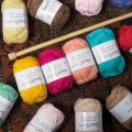 La Mia Mini Cottony 20'li Paket 25g Renkli El Örgü İpi
