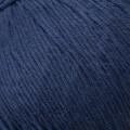 Loren Natural Cotton Lacivert El Örgü İpi - R005