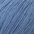 Loren Natural Cotton Kot Mavisi El Örgü İpi - R101