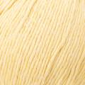 Loren Natural Cotton Pastel Sarı El Örgü İpi - R086