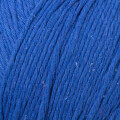 Loren Natural Cotton Saks Mavi El Örgü İpi - R025