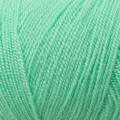 Kartopu Kristal Bebe Yeşil El Örgü İpi - K1558