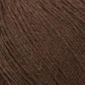 Loren Natural Baby Kahverengi El Örgü İpi - R035