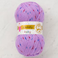 Madame Tricote Paris Candy Baby/Kitty Baby Spotty Baby Yarn, Variegated - 372