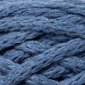Spagettiyarn XXLace Mavi El Örgü İpliği - 5