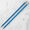 Kartopu 7 mm 25 cm Knitting Needles for Kid, Blue