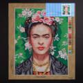 Orchidea 40x50cm Printed Gobelin, Frida Kahlo - 3213M