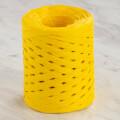 Loren Natural Raffia 90 gr Sarı Kağıt İp - 9
