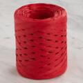 Loren Natural Raffia 90 gr Kırmızı Kağıt İp - 16