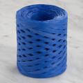 Loren Natural Raffia  90 gr  Saks Mavi Kağıt İp - 24