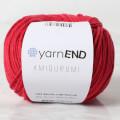 YarnEND Amigurumi Knitting Yarn, Red - 014