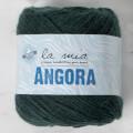La Mia Angora 50gr. Koyu Yeşil El Örgü İpi - L131