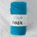 Loren Basic Koyu Mavi El Örgü İpi - 532