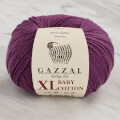 Gazzal Baby Cotton XL Baby Yarn, Purple - 3441XL