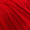 Gazzal Baby Cotton XL Kırmızı Bebek Yünü - 3443XL
