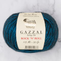 Gazzal Rock'N'Roll Petrol Mavi El Örgü İpi - 13185