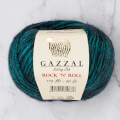 Gazzal Rock'N'Roll Koyu Yeşil El Örgü İpi - 12834