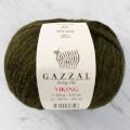Gazzal Viking Yarn, Dark Green - C4010