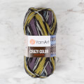 YarnArt Crazy Color Knitting Yarn, Variegated - 170