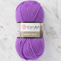 Yarnart Merino Bulky Yarn, Lİght Purple - 9561