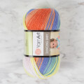 YarnArt Dancing Baby Knitting Yarn, Variegated - 823