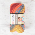 YarnArt Dancing Baby Knitting Yarn, Variegated - 829