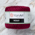Yarnart Violet Yarn, Cherry Red - 112