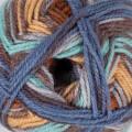 YarnArt Crazy Color Ebruli El Örgü İpi - 175