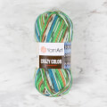YarnArt Crazy Color Knitting Yarn, Variegated - 177