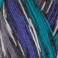 YarnArt Crazy Color Ebruli El Örgü İpi - 181