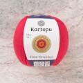 Kartopu Fine Crochet Koyu Pembe El Örgü İpi - K1140