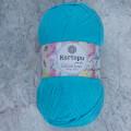 Kartopu Cotton Love Turkuaz El Örgü İpi -K516