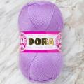 Örenbayan Dora Açık Mor El Örgü İpi - 056