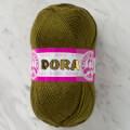Örenbayan Dora Yeşil El Örgü İpliği - 077