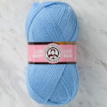 Madame Tricote Paris Lux Baby Knitting Yarn, Blue - 012