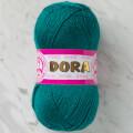Örenbayan Dora Petrol Yeşili El Örgü İpliği - 105
