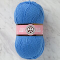 Madame Tricote Paris Lux Baby Knitting Yarn, Blue - 015